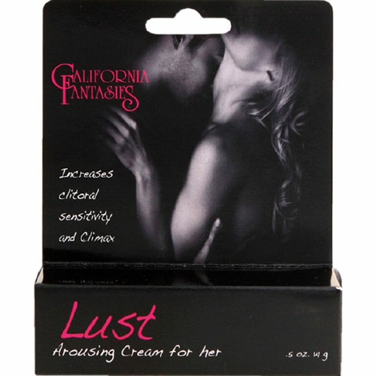 Lust Arousing Cream For Her Box